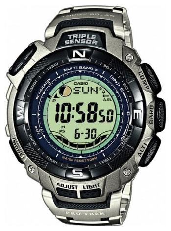 Wrist watch Casio PRW-1500T-7V for Men - picture, photo, image