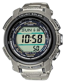 Wrist watch Casio PRW-2000T-7E for Men - picture, photo, image