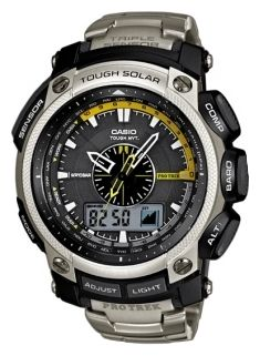 Wrist watch Casio PRW-5000T-7E for Men - picture, photo, image