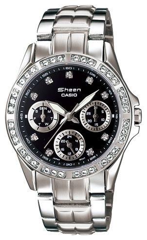 Wrist watch Casio SHN-3013D-1A for women - picture, photo, image