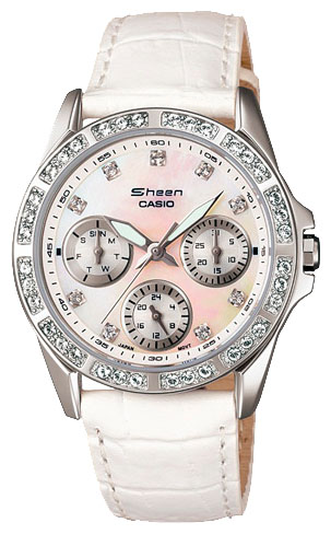 Wrist watch Casio SHN-3013L-7A for women - picture, photo, image
