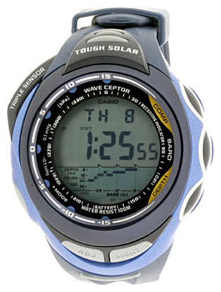 Wrist watch Casio SPW-1000-2V for Men - picture, photo, image