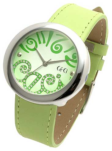 Wrist watch CeCi CEA0055ZAA for women - picture, photo, image