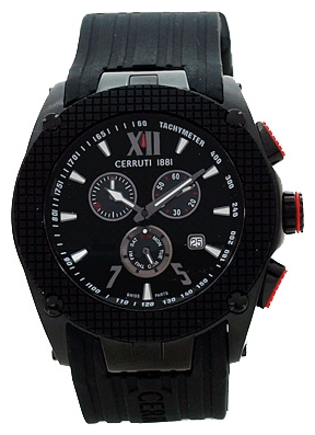 Wrist watch Cerruti 1881 CRA016F224G for Men - picture, photo, image