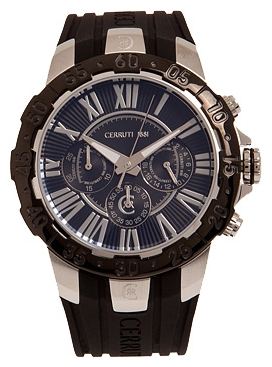 Wrist watch Cerruti 1881 CRA050G224H for Men - picture, photo, image