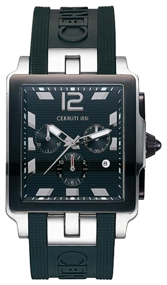 Wrist watch Cerruti 1881 CRB003E224G for Men - picture, photo, image