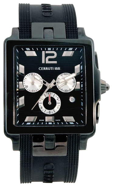 Wrist watch Cerruti 1881 CRB003F224G for Men - picture, photo, image