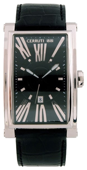 Wrist watch Cerruti 1881 CRB004A222C for Men - picture, photo, image