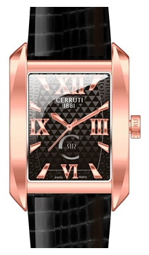Wrist watch Cerruti 1881 CRB015C222B for Men - picture, photo, image