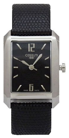 Wrist watch Cerruti 1881 CRB023A222B for women - picture, photo, image