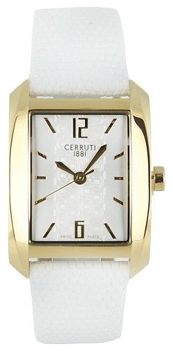 Wrist watch Cerruti 1881 CRB023H216B for women - picture, photo, image