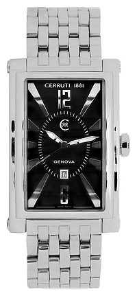 Wrist watch Cerruti 1881 CRB030A221C for Men - picture, photo, image