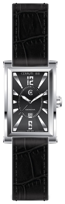 Wrist watch Cerruti 1881 CRB030A222C for Men - picture, photo, image