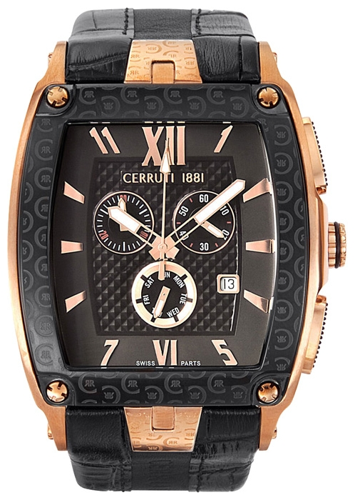 Wrist watch Cerruti 1881 CRD005C233G for Men - picture, photo, image