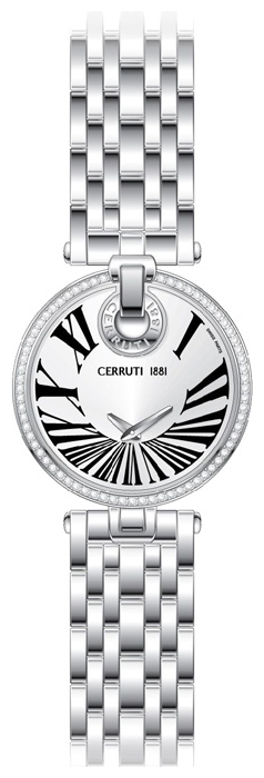 Wrist watch Cerruti 1881 CRM027A211A for women - picture, photo, image