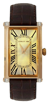 Wrist watch Cerruti 1881 CRN001C243A for women - picture, photo, image