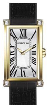 Wrist watch Cerruti 1881 CRN001H212A for women - picture, photo, image