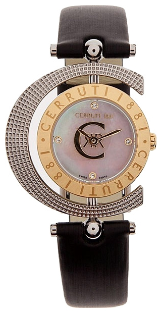 Wrist watch Cerruti 1881 CRP002Y262A for women - picture, photo, image