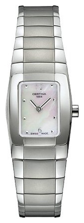 Wrist watch Certina 322.7157.42.96 for women - picture, photo, image