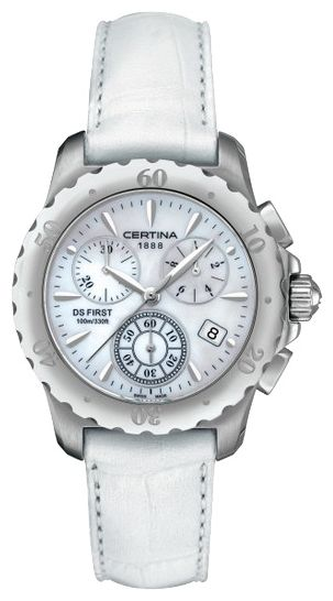 Wrist watch Certina 538.7084.42.91 for women - picture, photo, image