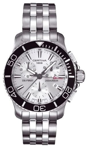 Wrist watch Certina 541.7184.42.17 for Men - picture, photo, image
