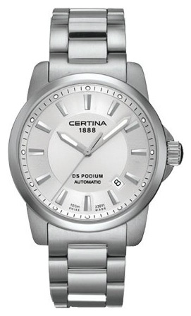 Wrist watch Certina 633.7129.42.11 for Men - picture, photo, image