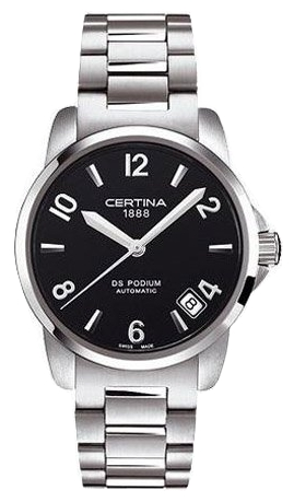Wrist watch Certina C001.207.11.057.00 for women - picture, photo, image