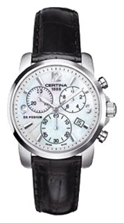 Wrist watch Certina C001.217.16.117.01 for women - picture, photo, image