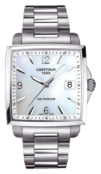 Wrist watch Certina C001.310.11.117.00 for women - picture, photo, image