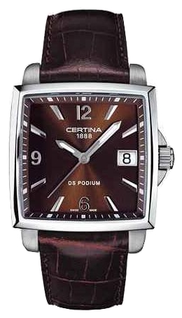 Wrist watch Certina C001.310.16.297.00 for women - picture, photo, image