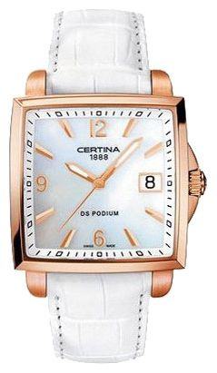 Wrist watch Certina C001.310.36.117.00 for women - picture, photo, image