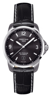 Wrist watch Certina C001.407.16.057.00 for Men - picture, photo, image