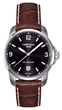 Wrist watch Certina C001.410.16.057.00 for Men - picture, photo, image