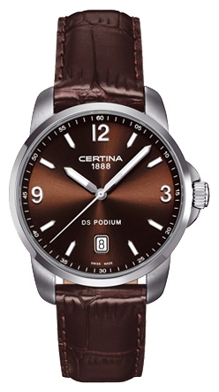 Wrist watch Certina C001.410.16.297.00 for Men - picture, photo, image