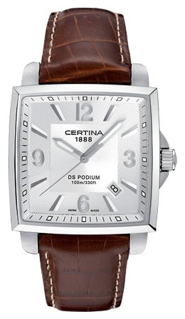 Wrist watch Certina C001.510.16.037.01 for Men - picture, photo, image