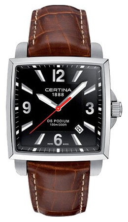 Wrist watch Certina C001.510.16.057.01 for Men - picture, photo, image