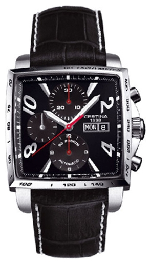 Wrist watch Certina C001.514.16.057.01 for Men - picture, photo, image