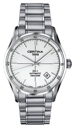 Wrist watch Certina C006.407.11.031.00 for Men - picture, photo, image