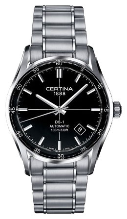 Wrist watch Certina C006.407.11.051.00 for Men - picture, photo, image