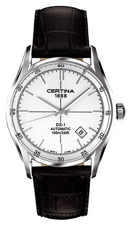 Wrist watch Certina C006.407.16.031.00 for Men - picture, photo, image