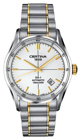 Wrist watch Certina C006.407.22.031.00 for Men - picture, photo, image