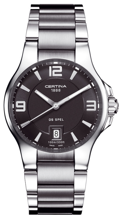 Wrist watch Certina C012.410.11.057.00 for Men - picture, photo, image