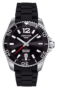 Wrist watch Certina C013.410.17.057.00 for Men - picture, photo, image