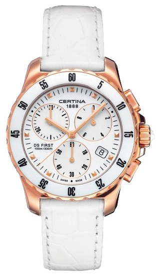 Wrist watch Certina C014.217.36.011.00 for women - picture, photo, image