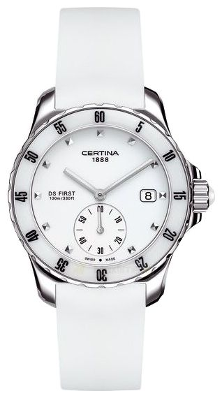 Wrist watch Certina C014.235.17.011.00 for women - picture, photo, image