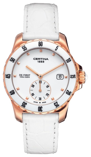 Wrist watch Certina C014.235.36.011.00 for women - picture, photo, image