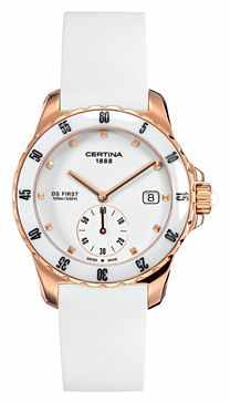 Wrist watch Certina C014.235.37.011.00 for women - picture, photo, image