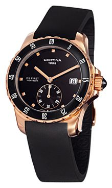 Wrist watch Certina C014.235.37.051.00 for women - picture, photo, image