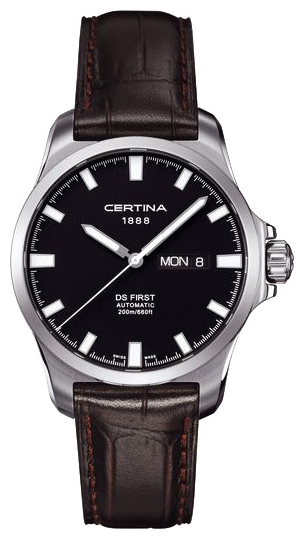 Wrist watch Certina C014.407.16.051.00 for Men - picture, photo, image