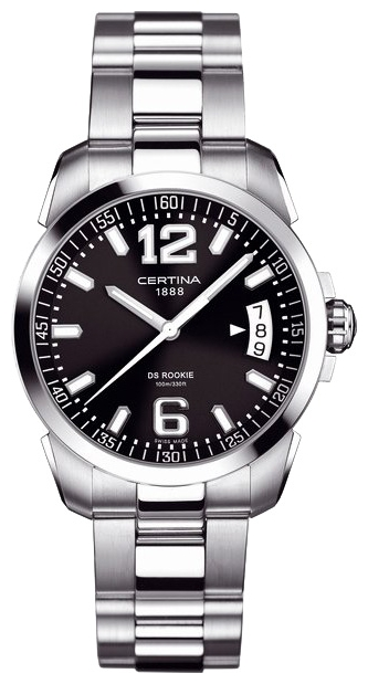 Wrist watch Certina C016.410.11.057.00 for Men - picture, photo, image
